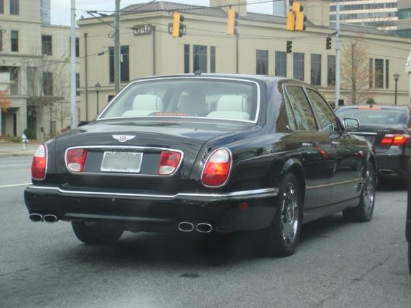 Bentley Arnage Mulliner