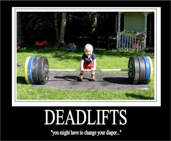 deadlifts